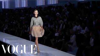 Christian Dior Ready to Wear Spring 2012 Vogue Fashion Week Runway Show