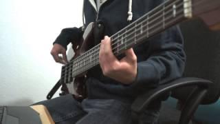 【ベース】  Zoetrope - Nagi Yanagi (Amnesia OP) [Bass cover]