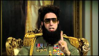 Admiral General Aladeen - Today Show Appearance