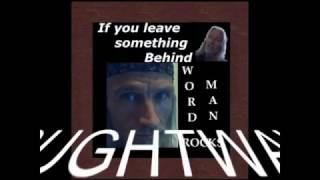 If you leave something behind - Drums