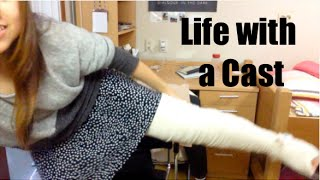 A Day in the Life with a Cast