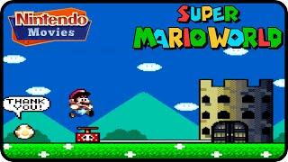 7 Ways to Destroy the Castle (Original Castle Calamity!) in Super Mario World!