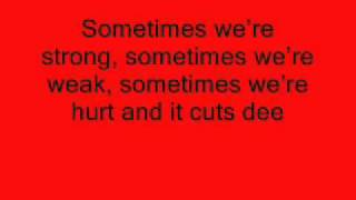 Bleed Red: Ronnie Dunn(with lyrics)