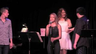 "Lala Romain - ""With You"" (Ghost the Musical; Ballard/Rubin/Stewart)"