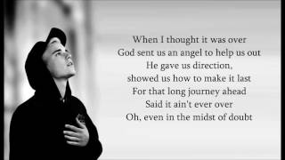 Justin Bieber   Life is worth living Lyrics