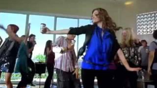 Emmy Rossum Caffe Latte Commercial