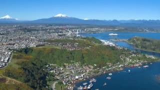 Teaser - Puerto Montt from Above 2 - Drone - Timelapse