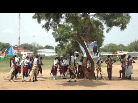 People Music Celebrations Independence South Sudan Africa 6