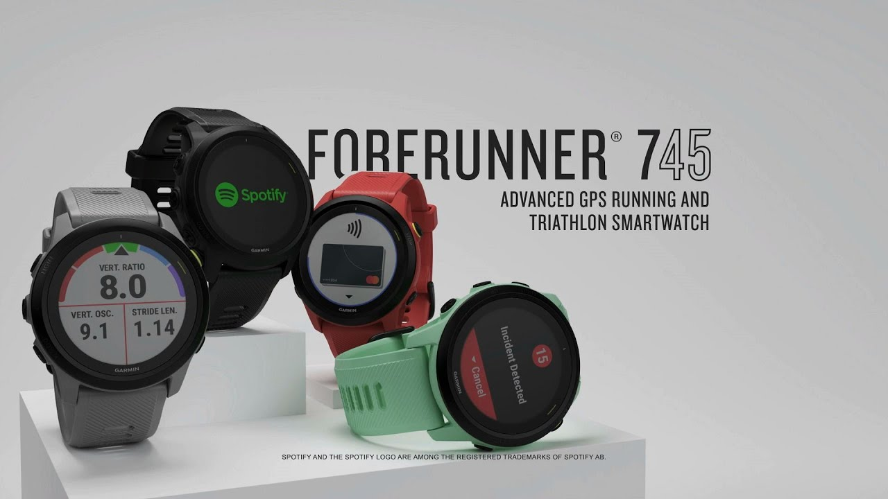 Introducing the Forerunner 745