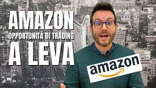 Azioni Amazon: le strategie di trading dopo il periodo natalizio