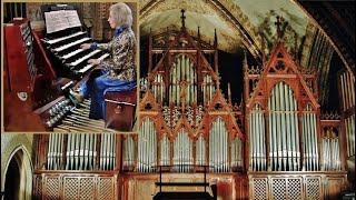 Charles Gounod, March Pontifical - Diane Bish