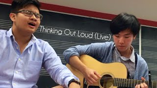 On A High Note - Thinking Out Loud (Live) feat. Kevin Elaba
