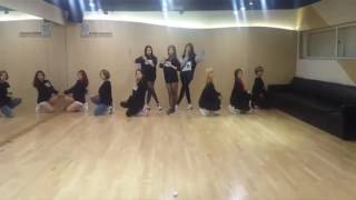 How would TWICE dance LIKE OOH-AHH in speed 2X faster (?)
