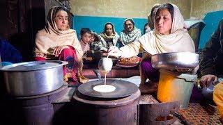 LONG LIFE FOOD in Hunza Valley - HEAVEN ON EARTH, Pakistan | Pakistani Food Tour! width=