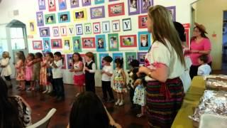 Preschool multicultural night