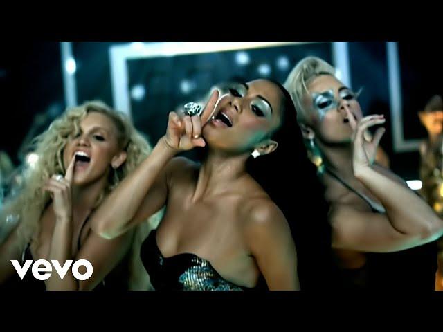 """Video oficial de """"Hush hush, hush hush""""de The Pussycat Dolls"""
