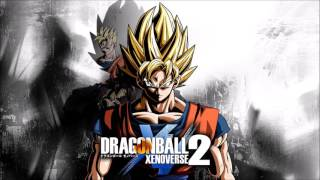 Dragon Ball Xenoverse 2 - Conton City Theme 6