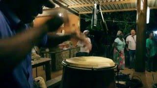 Gravação do CD Xirê Àlágbé - Cantando para Ogun