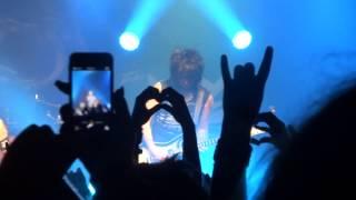 "Black Veil Brides - ""Rebel Love Song"" live in Vienna on Dec 4th 2013 (1080p HD)"