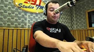 Studio FM - Bastidores com Régis Portanova