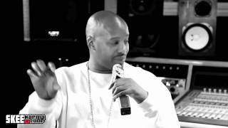"Warren G. talks about the making of ""Regulate"" with Nate Dogg to DJ Skee"