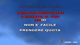 Eduardo De Crescenzo - Amico che voli (video karaoke)