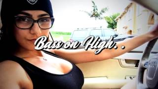 Timeflies- Mia Khalifa // BASS BOOSTED // BASS ON HIGH