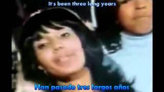 Tie a yellow ribbon  round ol Oak tree - Tony Orlando Subtitulos Español / Ingles