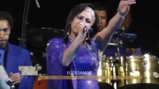 Sonora Dinamita de Lucho Argain y Xiu Garcia Ft. Vilma Diaz - El Desamor