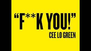 Cee Lo Green--- F**k You  [Official Instrumental w/ DL Link]