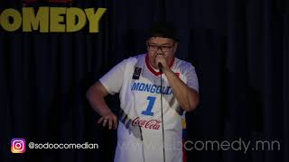Sodkhuu | MC Sod In The House | @UB Comedy Club