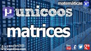 Imagen en miniatura para Matriz inversa, traspuesta y adjunta