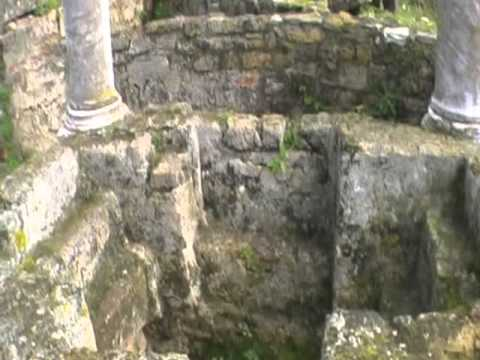 D'hippone ruin in Annaba Algeria.wmv