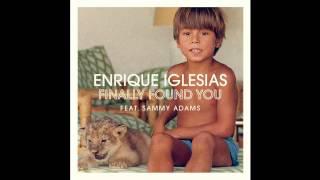 [INSTRUMENTAL] Enrique Iglesias - Finally Found You Ft. Sammy Adams