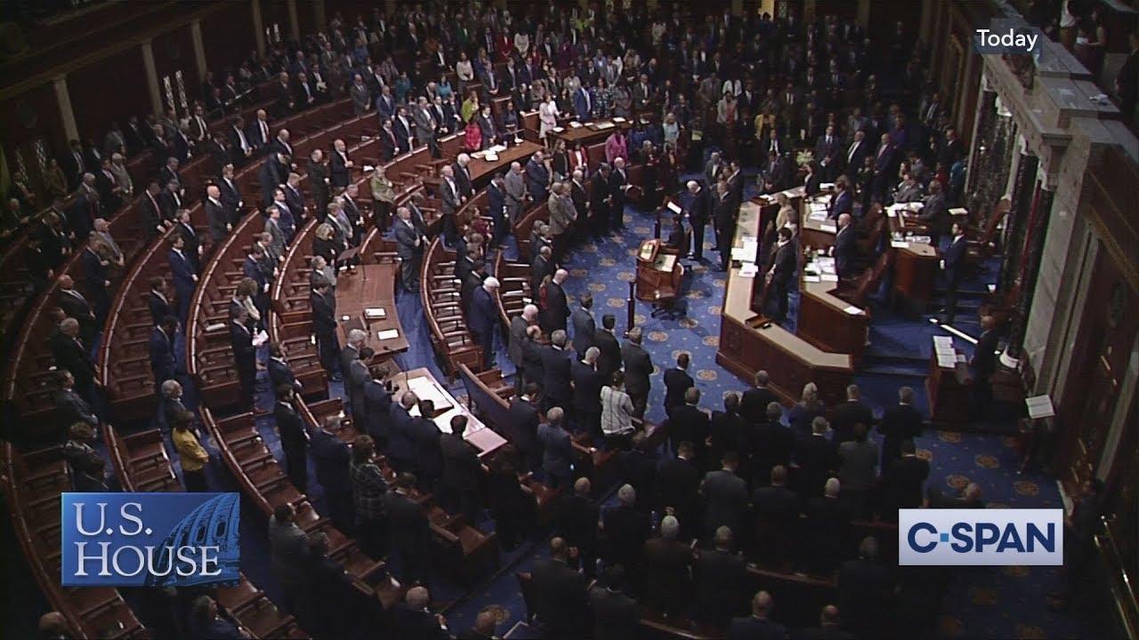 House Tribute to Rep. Elijah Cummings
