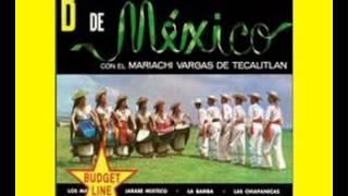 "Mariachi Vargas de Tecalitlan ""Jarabe Mixteco"""