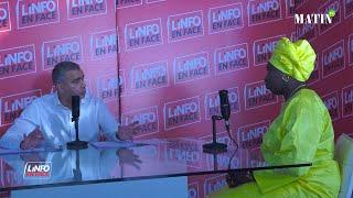 L'info en Face avec Aminata Touré