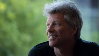 Jon Bon Jovi recounts origins of 'Slippery When Wet' cover