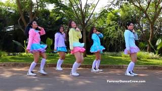RED VELVET ICE CREAM CAKE DANCE COVER KPOP DANCE COVER INDONESIA