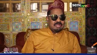 Entretien seneweb avec Ahmed khalifa niass