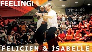 Sambo - Araba Araba | Isabelle & Felicien Kizomba Dance @ Feeling Kizomba Festival 2017
