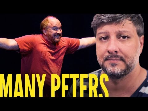 Thoughts on Louis CK and Punishment | Many Peters³⁸