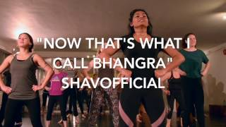 """Now That's What I Call Bhangra"" 