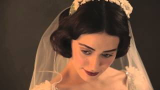 Emmy Rossum - Behind the Scenes of the Sentimental Journey Photo Shoot
