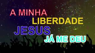 🔴FUNK GOSPEL 2017 🎶 - Neyv - Liberdade. ( LIRYC VIDEO )🎼