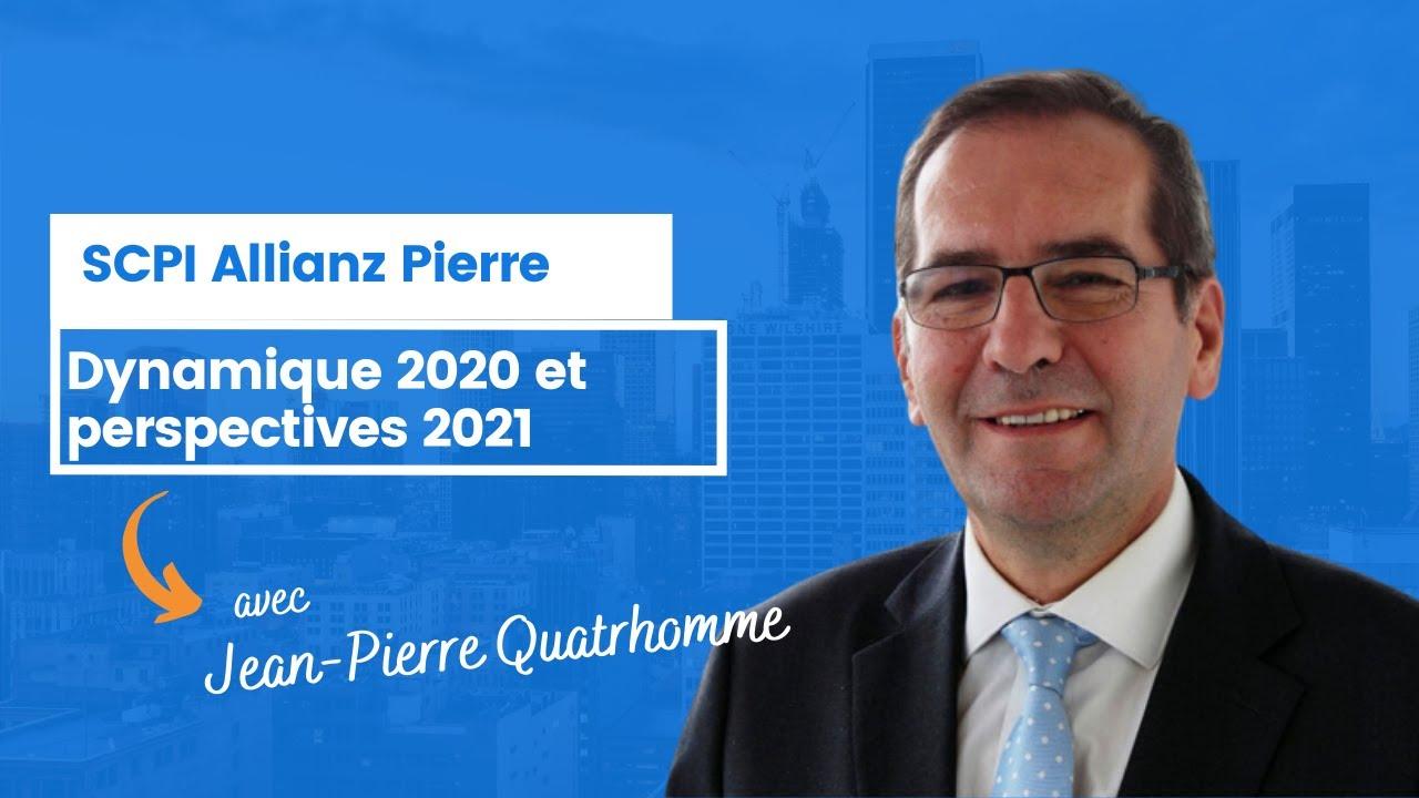 SCPI Allianz Pierre : dynamique 2020 et perspective 2021