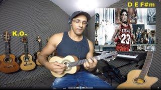 Pabllo Vittar - K.O.  Versão Pagode - Cavaco - Cifra