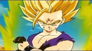 Gohan sconfigge cell jr HD - video originale