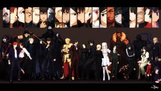 [Soundtracks] Fate/Zero -13 Strategy