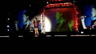 Sydney singing mercy at Pat Med Idol